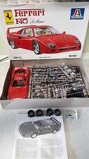 Italeri Ferrari F40 in 1/24 No:657 NEU in Box