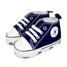 Toddler Baby Boy/Girl Shoes Sneakers    12-18 M Dark blue color
