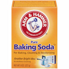Arm & Hammer Pure Baking Soda 8 oz Box