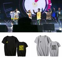 Stray Kids New Album I AM WHO T-shirt Unisex Tee T shirt Short Sleeve Tops Kpop