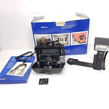 Polaroid ProPack Instant Film Camera ProFlash User Manual Strap Box Tested