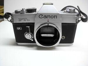 Canon FTb QL  Kameragehäuse