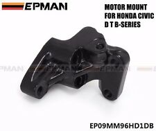 FOR 96-00 EK CIVIC DX/LX/EX/SI B16 B18 B-SERIES ENGINE SWAP POST MOUNT DEL SOL