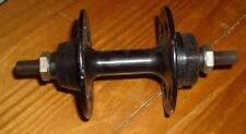 NOS Vintage BMX Old School Shimano DX Black 36 Hole Large Flange Rear Hub FH