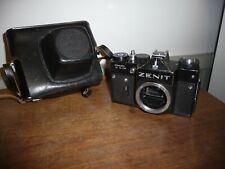 Vintage Zenit TTL Camera Body / 1980 Moscow Olympics edition Zenit Camera body