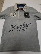 Joules Boys Rugby Top - Sz 7 Years