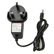 UK Plug 8.4V 18650 Battery Pack Charger Adapter For Bike Lights Bicycle Headlamp
