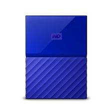 Western Digital My Passport Hard Disk portatile da 2 TB con protezione Tramit...