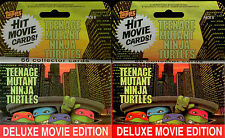 Topps Teenage Mutant Ninja Turtles Movie Trading Card Full Set(132)x2 sets-HOT