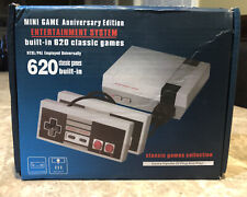 NES Mini Classic Console 620 Built In Games Complete System In Box Nintendo