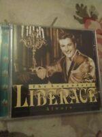 Audio CD. Misc. Liberace. Always. Recital. Piano.