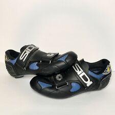 SIDI Women's Cycling Shoes Size euro 39 Blue