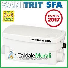POMPA PER ACQUE CHIARE SFA SANITRIT MODELLO: SANISHOWER PLUS+ - NEW