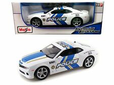 2010 Chevrolet Camaro RS SS Police 1/18 Diecast Car By Maisto Special Edition