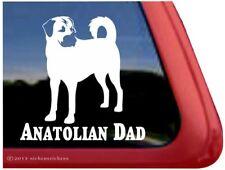 Anatolian Dad   Anatolian Shepherd Vinyl Dog Decal Sticker