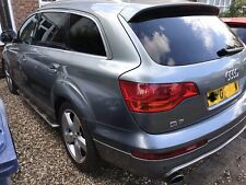 Audi Q7 3.0 TDI BUG Automatic 6 Speed Breaking All Parts Available