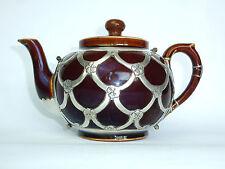 Seltene Kanne Silber England London Ernest Lloyd Lawrence Wright's Patent 28 295