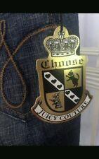 Juicy Couture Capri's / Cropped Women's Denim Blue Jeans sz 24  NWT skinny XS