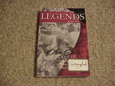 The Legends / Ohio State Buckeyes by Mark Rea (2014, Signed, First Printing)