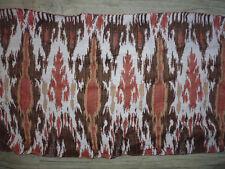tissu textile ameublement Français haut de gamme façonné tissé 125x35 A