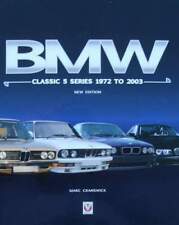 LIVRE/BOOK : BMW Classic 5 Series 1972 to 2003 (oldtimer)