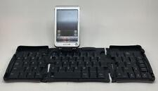 SONY Clie PDA Pocket Computer PEG-T665C & Clie Gear PEGA-KB11 Folding Keyboard