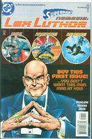 SUPERMAN'S NEMESIS: LEX LUTHOR COMPLETE SET 1-4 DC COMICS VF 1999