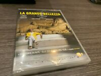 La Grande Bellezza DVD - Sorrentino Toni Servillo Sealed Sigillata