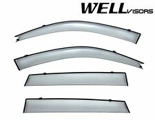 For 01-05 RAV4 WellVisors Side Window Visors Premium Series Rain Guard
