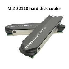M.2 22110 Hard Disk Radiator All Aluminum Heat Sink SSD Vest 110*22MM