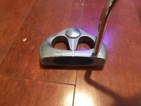 """Nike OZ Blue Chip 35 T100 34"""" Right Hand Putter *Good*"""