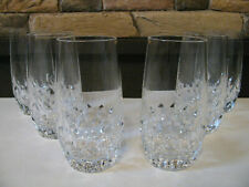 Nachtmann Bleikristall Sektschale Diamant Glas Serie edel