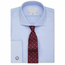 T.M.Lewin Cotton Long Formal Shirts for Men