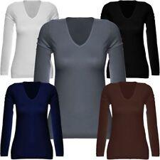 Damenblusen, - tops & -shirts mit klassischem Kragen aus Synthetik 36 Größe