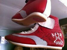 """Danny Garcia Signed Demarcus """"chop Chop Corley Boxing Shoes"""