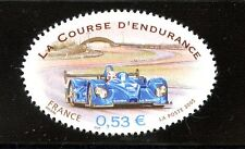 STAMP / TIMBRE FRANCE  N° 3797 ** SPORT / LA COURSE D'ENDURANCE / VOITURE