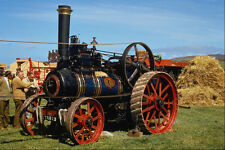 468065 1902 Marshall 6 NHP Traction Engine  Cressing Temple A4 Photo Print