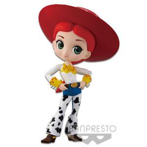Official Disney Jessie Toy Story Ver. A Q Posket Figurine 16147 Banpresto NEW