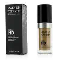 Make Up For Ever Ultra HD Invisible Cover Foundation - #Y315 (Sand) 30ml