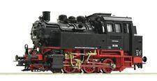 ROCO 51159AF  BR 80 016 DB nero telaio rosso con dispositivo fumo SEUTHE