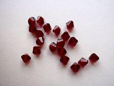 30 Swarovski® Kristall Perlen Xilion Beads 4mm SIAM (208) Art. 5328