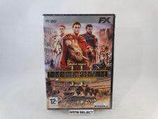IMPERIVM CIVITAS II 2 IMPERIUM PC COMPUTER DVD FX INTERACTIVE NUOVO SIGILLATO