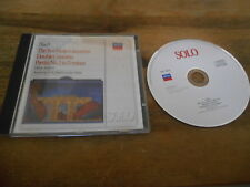 CD Klassik Gidon Kremer - JS Bach : Two Violin Concertos (14 Song) DECCA jc
