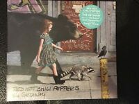 RED HOT CHILI PEPPERS BRAND NEW  THE GETAWAY CD 2016 FACTORY SEALED