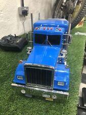 radio control truck lorry