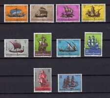 14441) SAN MARINO 1963 MNH**  Ships Navi 10v