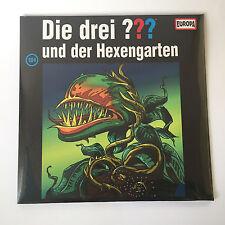 Die drei Fragezeichen ??? - 184 - Und der Hexengarten | 2LP FOC | Neu Vinyl