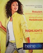 timeless design 24ac7 b6299 Heine Katalog günstig kaufen | eBay