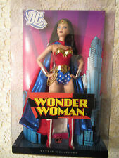 Barbie DC Wonder Woman 2008 Collector Doll