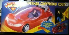 Superman Conversion Coupe with Exclusive Clark Kent Figure, Kenner 1996